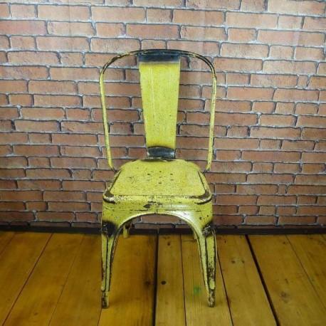 chaise tolix meuble industriel itc004 la boutique vintage. Black Bedroom Furniture Sets. Home Design Ideas