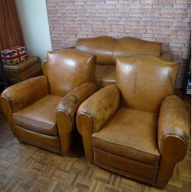 Club Chair - Vintage Furniture - VCC004