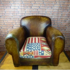 Club Chair - Vintage Furniture - VCC002