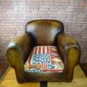 Club Chair - Vintage Furniture - VCC002