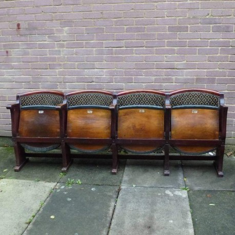Vintage Cinema Seats