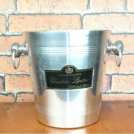 Vintage Ice Bucket Christian Lepitre