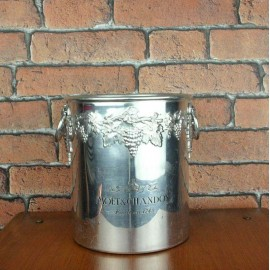 Ice Bucket - Vintage Home Decor - Moet & Chandon - KIB062