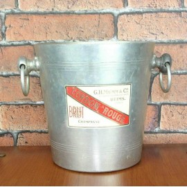 Vintage Ice Bucket Mumm Cordon Rouge