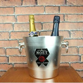 Ice Bucket - Vintage Home Decor - Moet & Chandon - KIB027