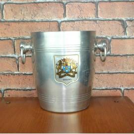Vintage Ice Bucket Ruinart