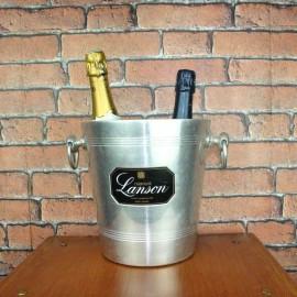 Vintage Ice Bucket Lanson