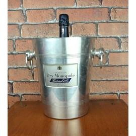 Seau Champagne - Decoration Vintage - Dry Monopole - KIB025