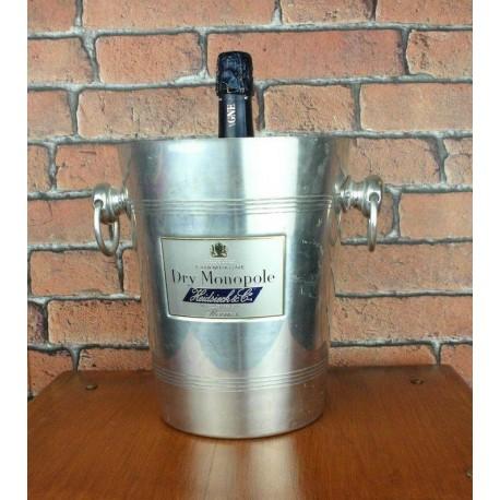 Vintage Ice Bucket Dry Monopole