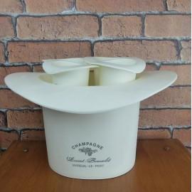 Vintage Ice Buckets Lecart-Bousselet