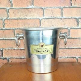 Ice Bucket - Vintage Home Decor - Dore Noel - KIB017