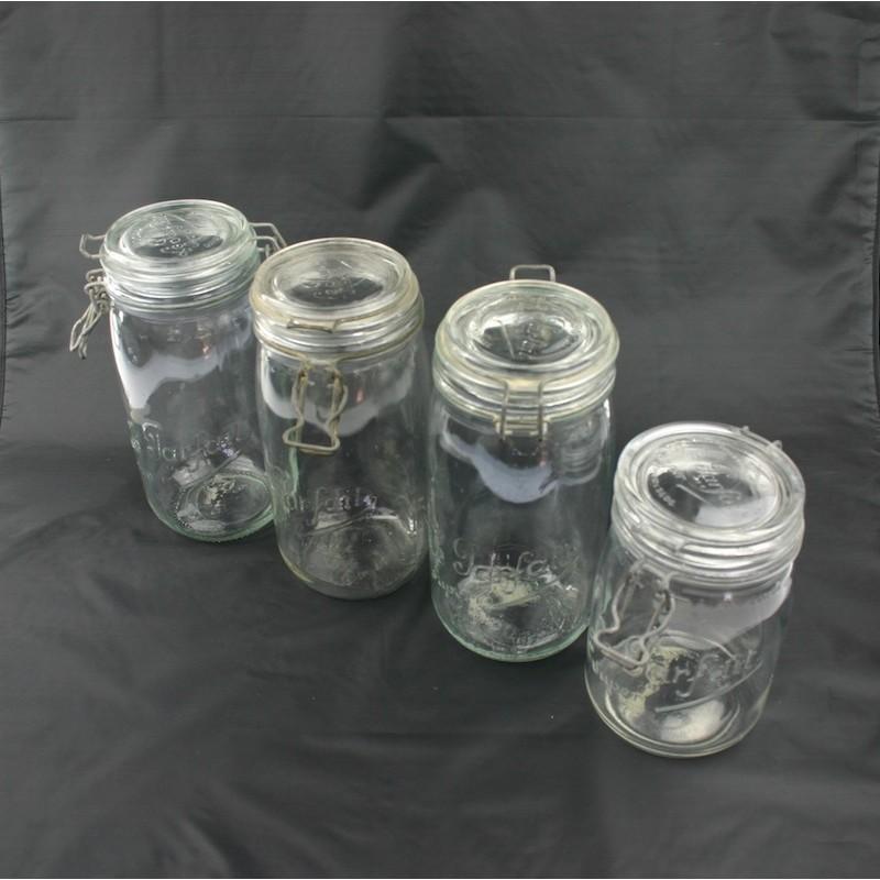 Vintage Jam Jar 97