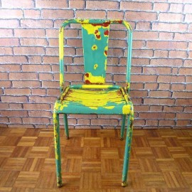 Tolix Chair Industrial Furniture-T4-ITC006