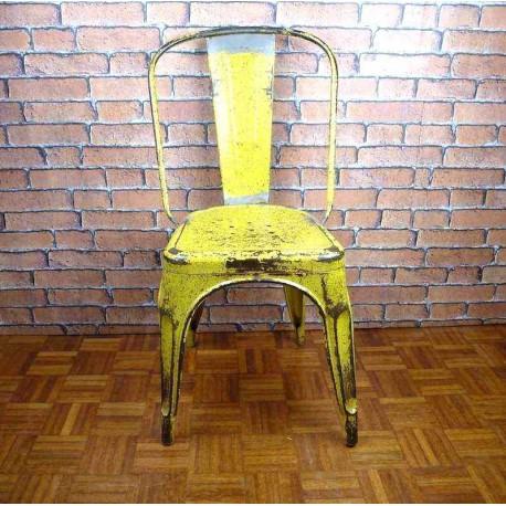 Chaise tolix a meuble indus itc009 la boutique vintage - Meuble tolix ...