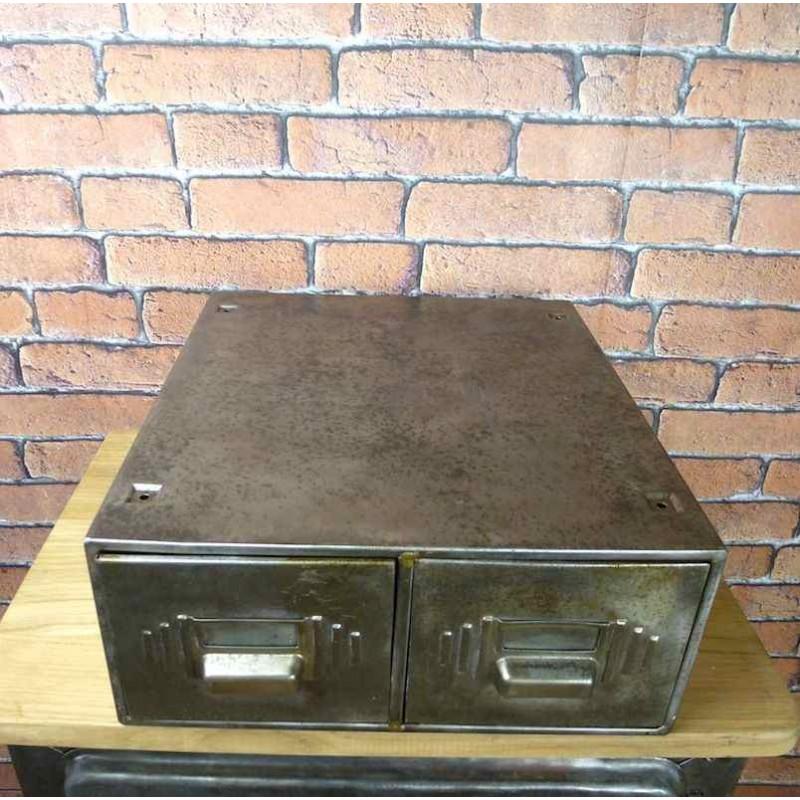 tiroir de rangement industriel idc001 la boutique vintage. Black Bedroom Furniture Sets. Home Design Ideas