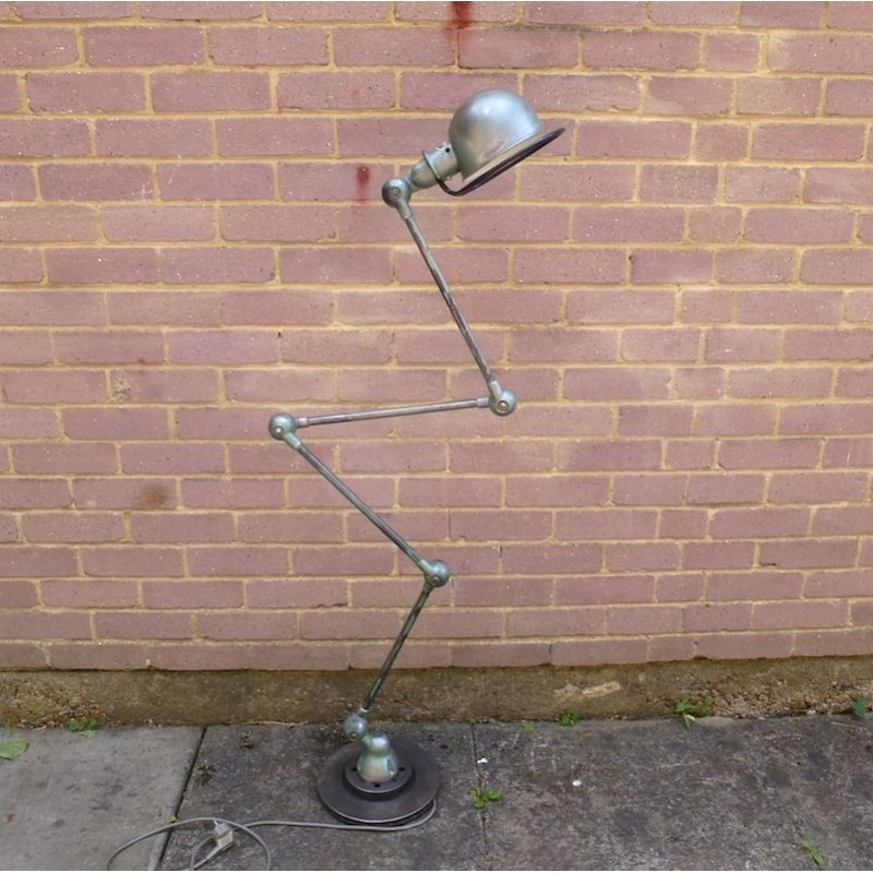 Jielde Lamp Industrial Lighting Ijl008 La Boutique Vintage