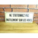 Metal Sign Industrial Decoration - KMS001