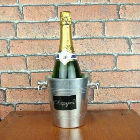 Ice Bucket - Vintage Home Decor - Champagner - KIB061