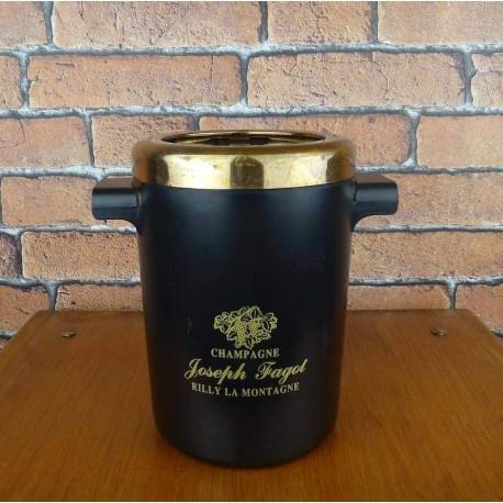 Ice Bucket - Vintage Home Decor - Joseph Fagot - KIB084