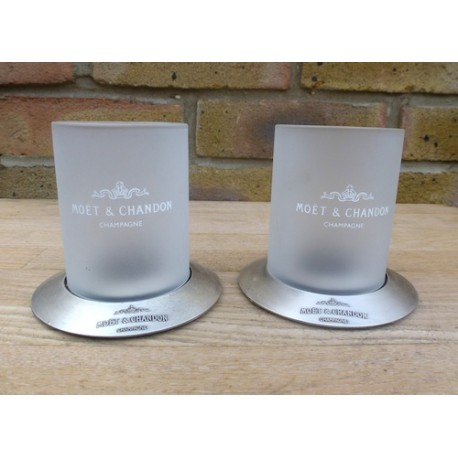 Moet & Chandon Tea Lights Holders