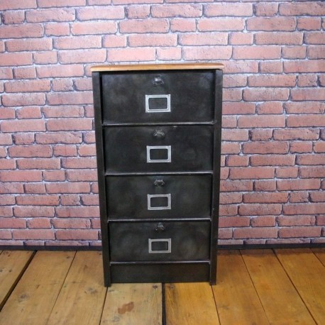Industrial Strafor Filling Cabinet Clapet