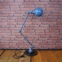 Jielde Lamp Industrial Lighting - 2 arms Blue - IJIEL002