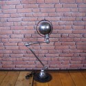 Jielde Lamp - Industrial Furniture - 2 arms Graphite - IJIEL005