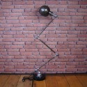Jielde Lamp Industrial Lighting - 3 arms Graphite - IJIEL003