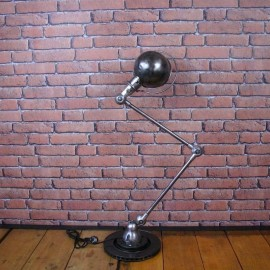 Industrial Jielde Graphite Lamp