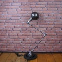 Jielde Lamp - Industrial Lighting - 2 arms Graphite - IJIEL004