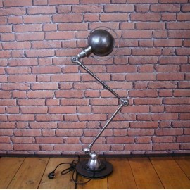 Jielde Lamp Industrial Lighting - 2 arms Graphite - IJIEL001