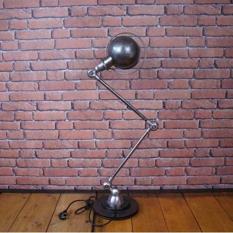 Industrial Jielde Graphite Lamp