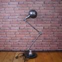 Jielde Lamp Industrial Lighting - 2 arms Graphite - IJIEL001