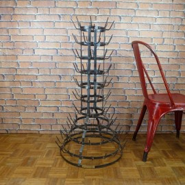 Vintage French Bottle Dryer