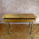 School Desk Vintage Furniture - VSD001