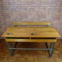 School Desk Vintage Furniture - VSD003