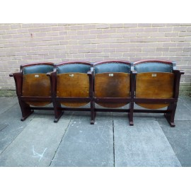 Cinema Seat Vintage Furniture - VCS001