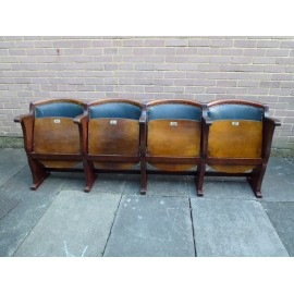 Cinema Seat Vintage Furniture - VCS002