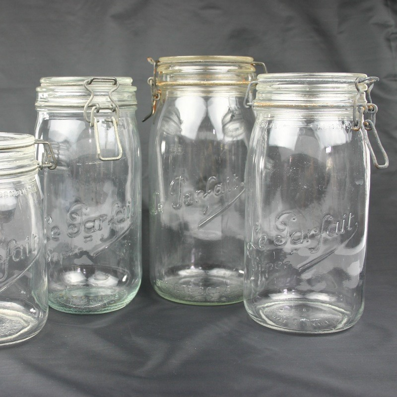 Vintage Jam Jar 18