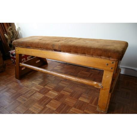Vintage School Bench