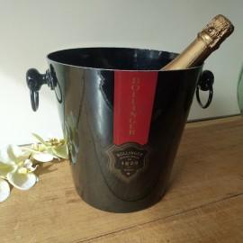 Vintage Champagne Bollinger Ice Bucket