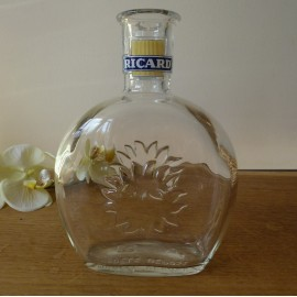 "Vintage French Ricard ""Carafe"" Bottle"