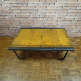 Table Basse - Meuble Industriel - ICT002