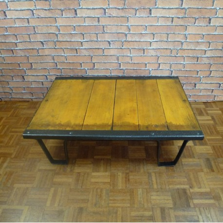 Industrial Factory Coffee Table