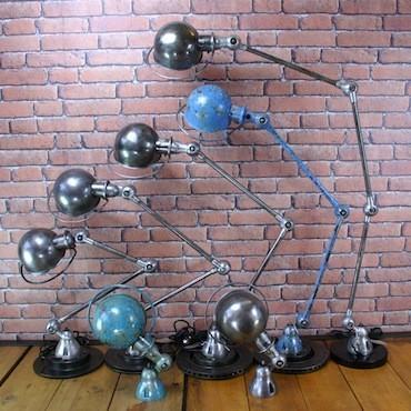 Vintage Jielde Lamps