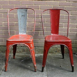 Vintage Tolix Chairs|La Boutique Vintage